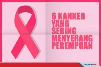 Kenali dan Waspadai Jenis Kanker yang Sering Menyerang Perempuan