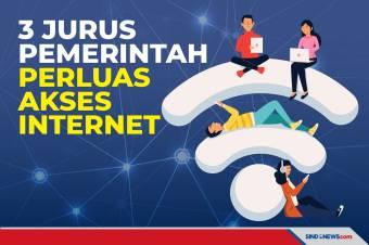 Ini Tiga Jurus Pemerintah Untuk Perluas Akses Internet