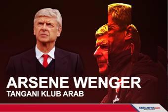 Tiga Tahun Absen Melatih, Arsene Wenger Tangani Klub Arab