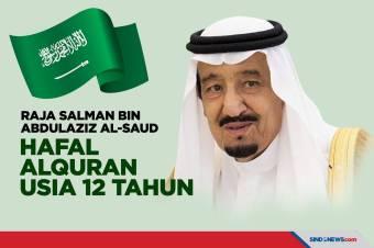 Sosok Raja Salman Arab Saudi: Hafal Alquran Usia 12 Tahun