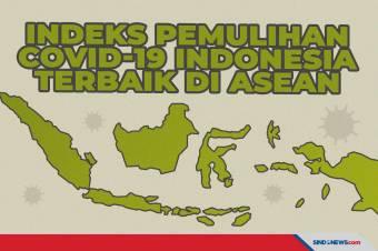 Mantap! Indeks Pemulihan Covid-19 Indonesia Terbaik di ASEAN
