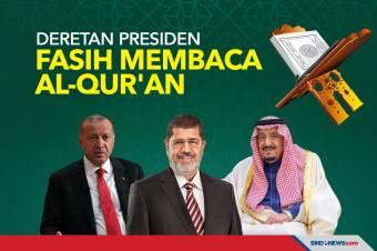 Deretan Presiden Fasih Membaca Kitab Suci Al-Quran