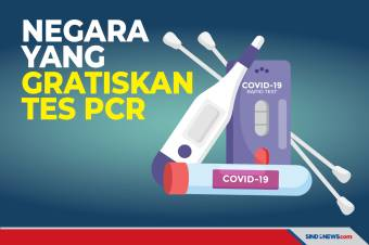 Negara-negara yang Gratiskan Tes PCR Bagi Warganya