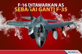 AS Tawarkan Jet Tempur F-16 ke Turki sebagai Pengganti F-35