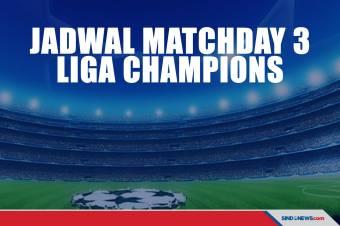 Jadwal Matchday Ketiga Grup Penyisihan Liga Champions 2021/2022