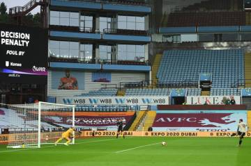 Gilas Aston Villa, MU Kian Dekati Zona Liga Champions