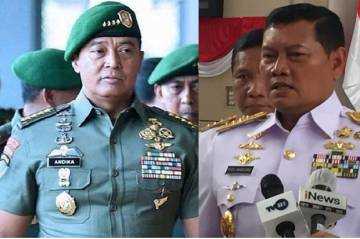 Menakar Peluang Jenderal Andika dan Laksamana Yudo sebagai Calon Panglima TNI, Siapa Kuat?
