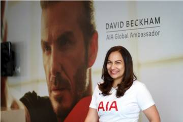 AIA Tunjuk Kathryn Monika Parapak sebagai Chief Marketing Office