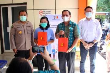 Tingkatkan Pelayanan Kesehatan, RS Bhayangkara Tingkat III Manado Tambah Fasilitas