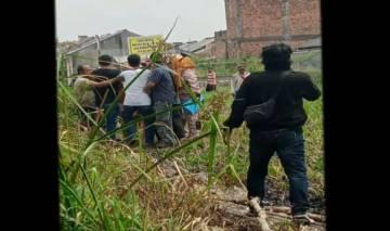Hendak Memasang Pagar, IRT Mendadak Diserang Sekelompok Orang Bersenjata