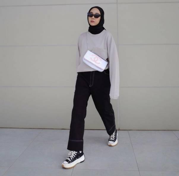 Tips Biar Outfit Kamu yang Membosankan Bisa Jadi Fashionable Seketika