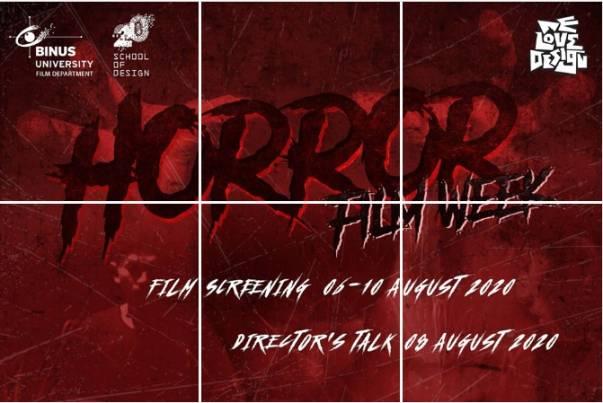 Binus University Gelar Horror Film Week, Ini Cara Nontonnya secara Gratis via Daring