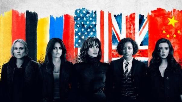 Cek Trailer Film Para James Bond Perempuan, Dibintangi Jessica Chastain hingga Fan Bingbing