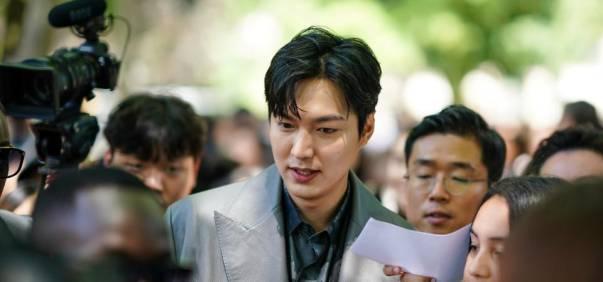 Syuting Serial Pachinko Dimulai, Fans dan Teman Lee Min-ho Dilarang Lakukan Ini
