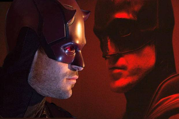 Kostum Batman Robert Pattinson Mirip Kostum Daredevil di Netflix