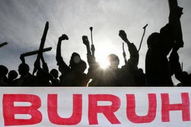 DPR Tak Peka, Buruh Siapkan Demo Besar-Besaran Akhir April
