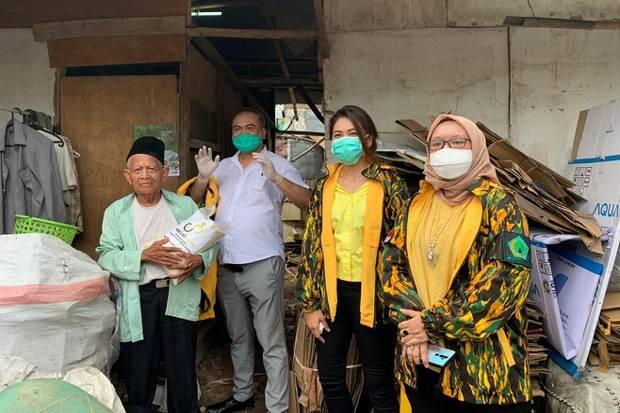 Peduli Corona, AMPG Ilham Permana Galakkan Gerakan Social Care