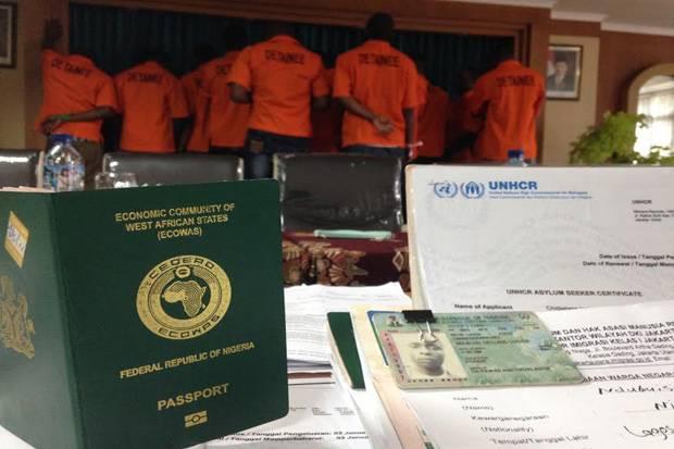 Mulai Februari Hingga April, Imigrasi Tolak 239 Orang Asing