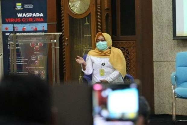 4.309 Warga Kota Bandung Ikut Rapid Test, 364 Orang Positif COVID-19