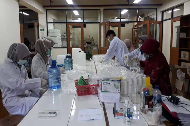 Ragam Aksi Mahasiswa UI untuk Membantu Tangani Pandemi
