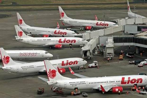 Lion Air Group Tunda Layanan Penerbangan Khusus