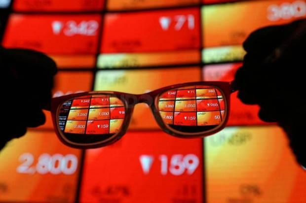 IHSG Dibuka Anjlok 2,91% Mengiringi Kejatuhan Bursa Asia