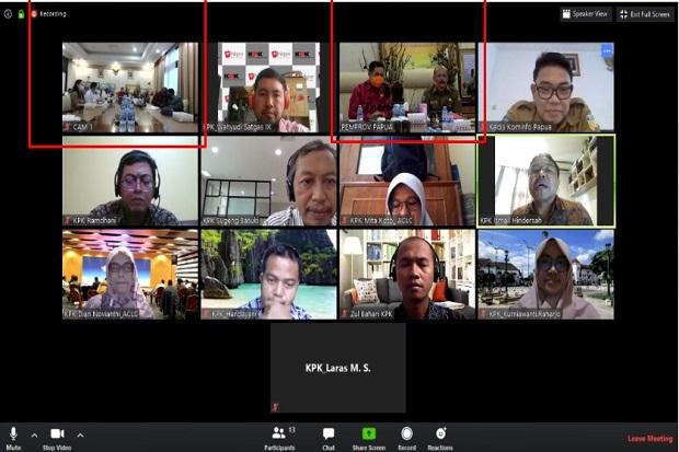 KPK Dorong Pembenahan DTKS Papua Agar Bansos Tepat Sasaran