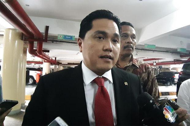Menteri Erick Paparkan Peran BUMN Dalam Penanganan Wabah Corona