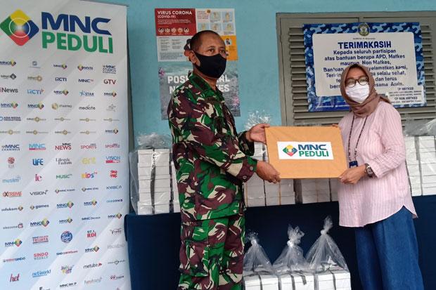 MNC Peduli Dan Produser Pangan Asia Bagikan Makanan Berbuka