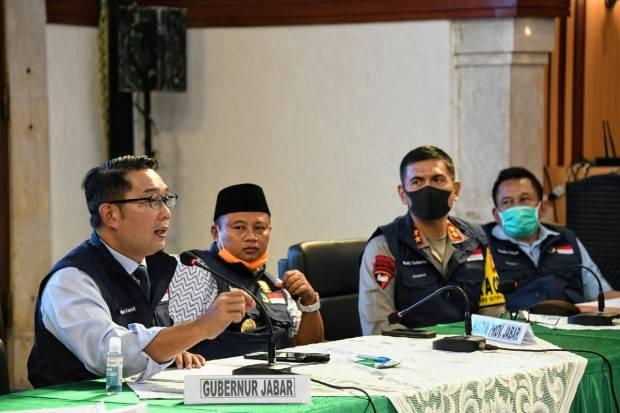 Gubernur Jabar: Cegah Telur Bansos Tidak Membusuk