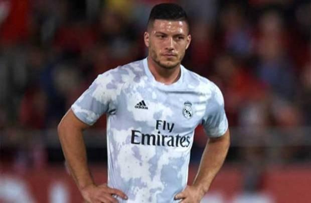Luka Jovic Ingin Dapat Kesempatan Kedua di Real Madrid