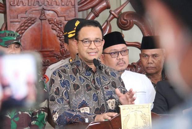 Ini Alasan Anies Tagih Dana Bagi Hasil ke Kemenkeu yang Memicu...
