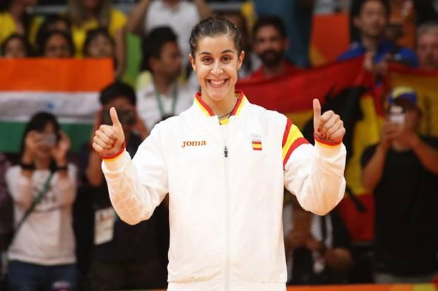 Carolina Marin Lapar Gelar, Kejar Rekor Olimpiade Zhang Ning