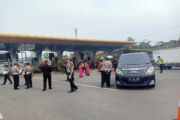 Jasa Marga Tetap Optimalkan Layanan di Jalan Tol Meski Mudik Dilarang