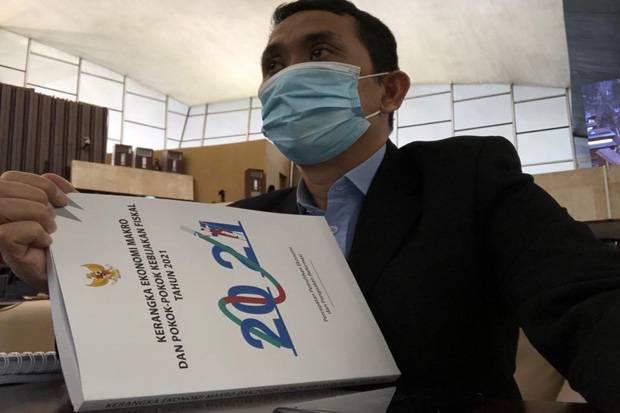 Pasca Pandemi Corona, DPR Usulkan 2021 Fokus Pemulihan Ekonomi melalui UMKM
