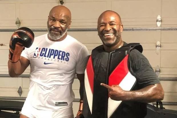 Siap Kembali ke Ring, Mike Tyson Dilatih Jawara MMA asal Brasil