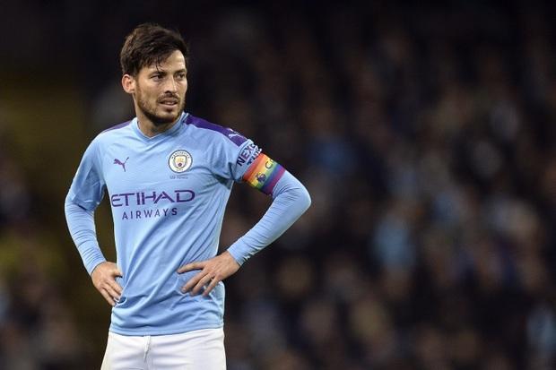 Silva Sepakati Kontrak Jangka Pendek dengan Manchester City