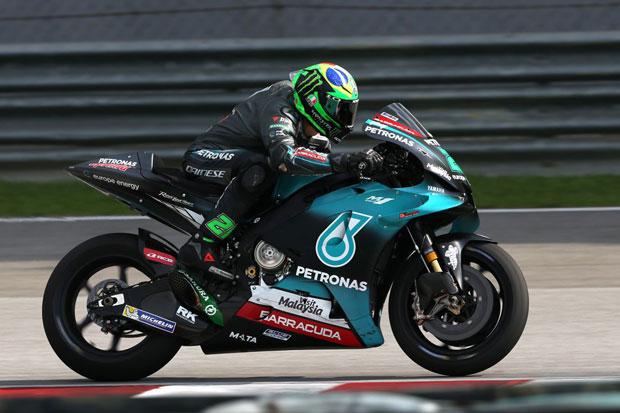 Tim Petronas Yamaha Tetap Akan Prioritaskan Rider Muda