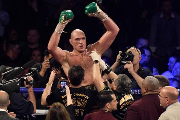 Klaim Terbaik di Kelas Berat Saat Ini, Fury Ingin Mendominasi Seperti Klitschko