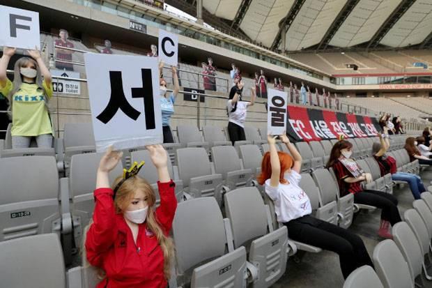 Insiden Boneka Seks, FC Seoul Didenda karena Pelanggaran Serius