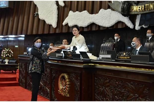 Sidang di MK, Sri Mulyani Jelaskan Perppu 1/2020 Sudah Jadi UU 2/2020