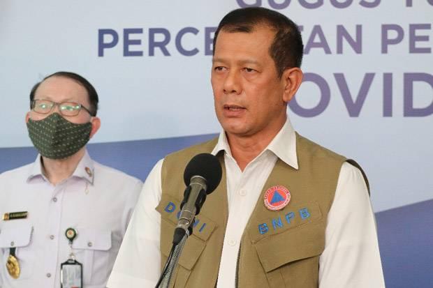 Doni Monardo: 81% Masyarakat Ingin Akhiri PSBB