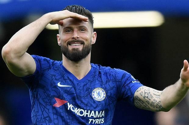 Bikin Inter Gigit Jari, Ini Kata Giroud Setelah Perpanjang Kontrak di Chelsea