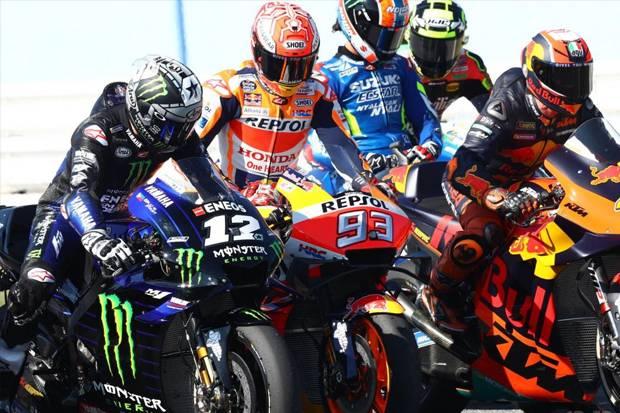 MotoGP 2020 di Luar Eropa Ditentukan September