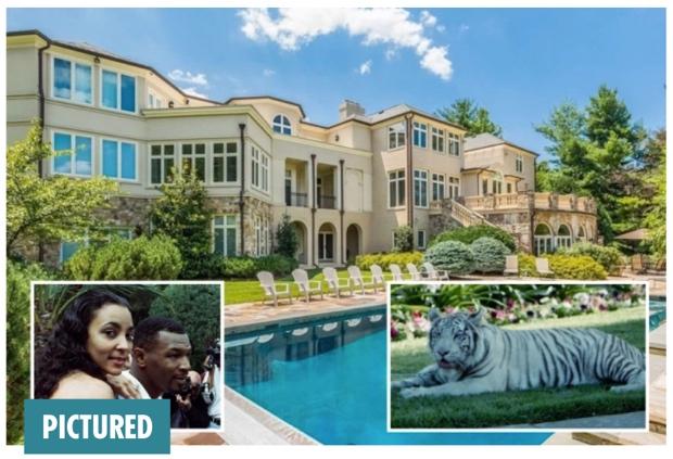 Rumah Bersejarah Saksi Perceraian Mike Tyson Resmi Dijual