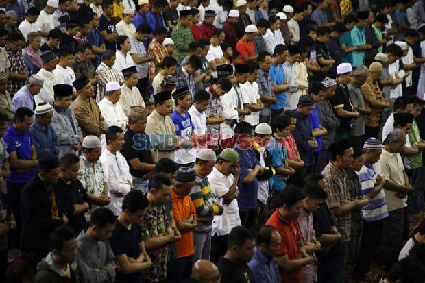 Kemenag Gunungkidul Larang Salat Idul Fitri di Lapangan dan Masjid