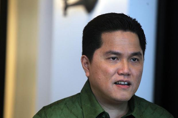 Erick Thohir Bakal Gabungkan Bulog dengan PTPN dan RNI