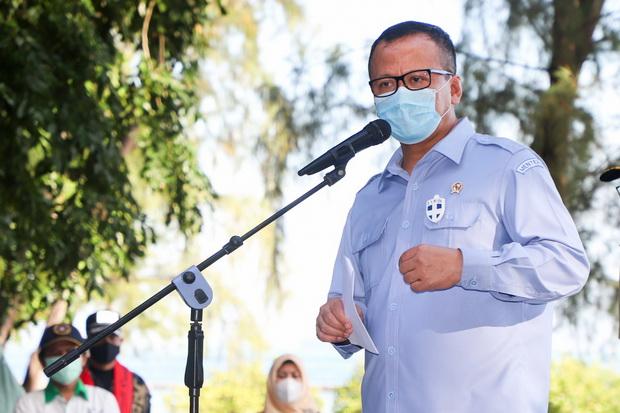 Gebrakan Menteri Edhy Gaungkan Program Lebaran Ikan