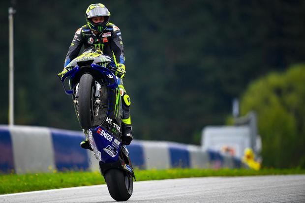 Petronas Yamaha Tidak Ingin Rossi Hanya Sekadar Numpang Balapan