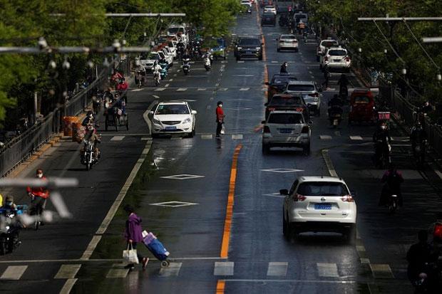 Tingkat Polusi di China Lebih Tinggi Setelah Lockdown Berakhir